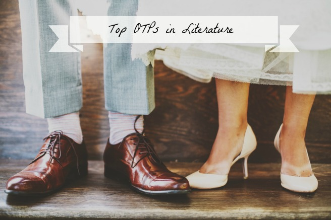 top OTPs in Books